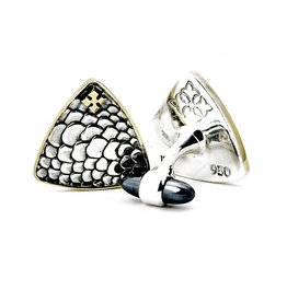 Kir Guitar Pick Cufflinks