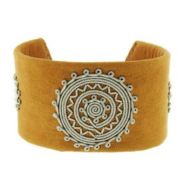 Maria Rudman Single Wrap Bracelet