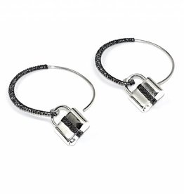 Simon Alcantara M31 Andromeda Earrings