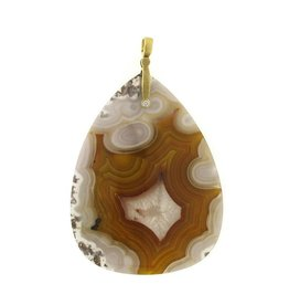 Alex Sepkus Sticks & Stones Agate Drop Pendant