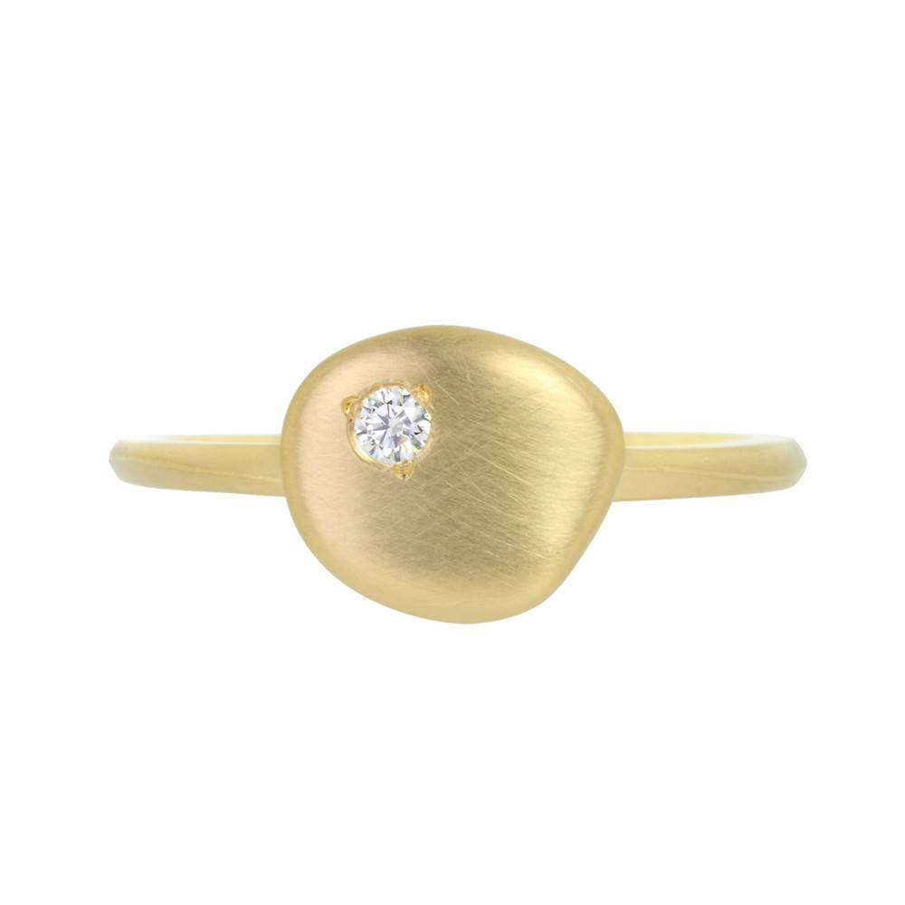 Patrick Mohs Stepping Stone Stack Ring