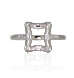 Lisa Des Camps Miroir Ring