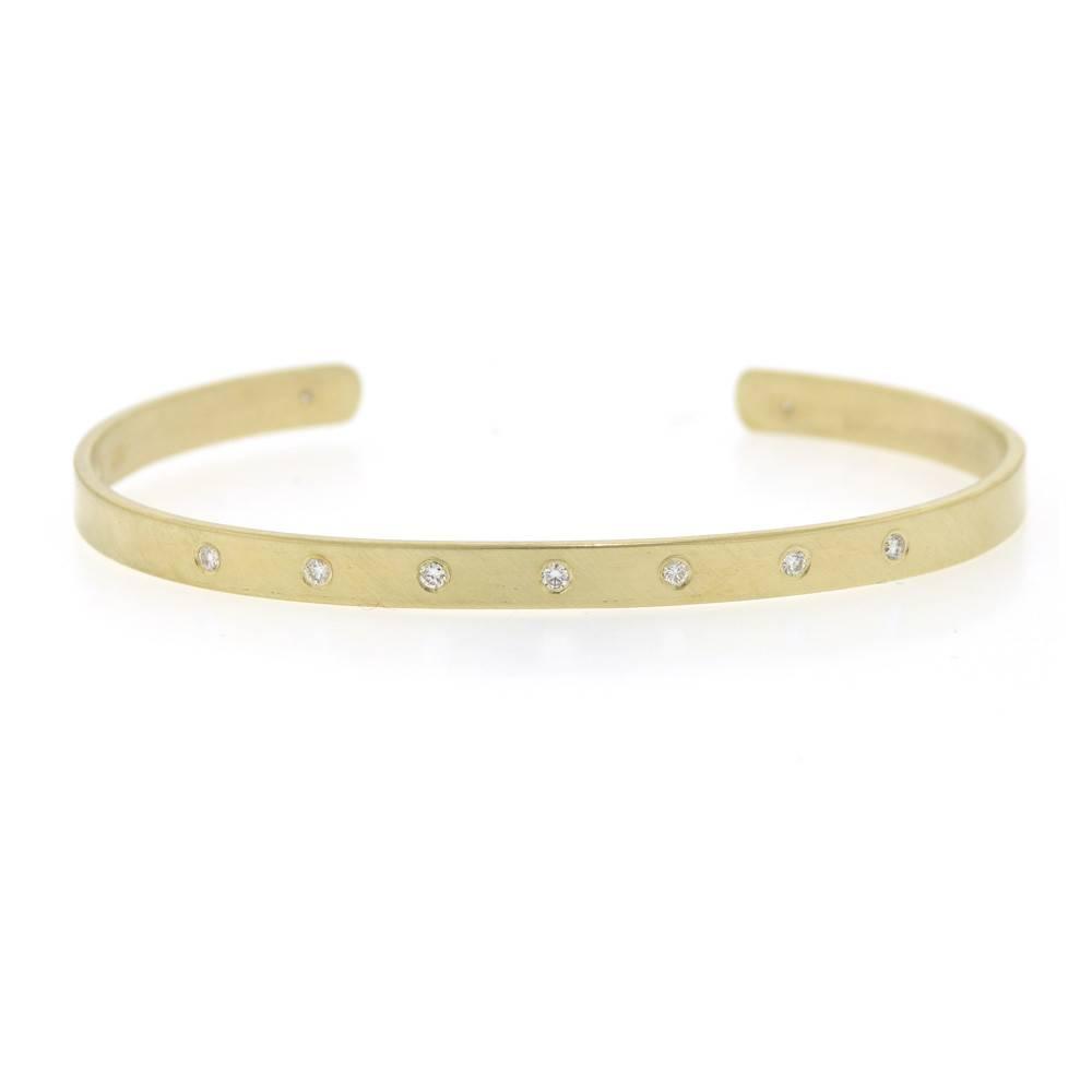 Julez Bryant Bola Bracelet Yellow Gold