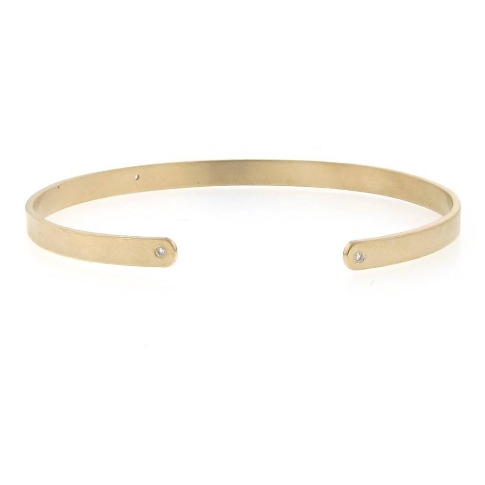Julez Bryant Boli Cuff Bracelet Rose Gold