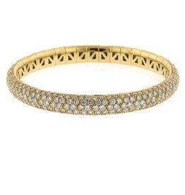 Mattia Cielo Universo Diamond Bracelet Rose Gold