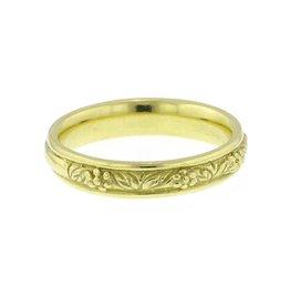 Diana Heimann Garland Ring Yellow Gold