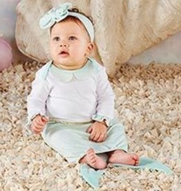 Simply Enchanted Mermaid 2pc Layette Set