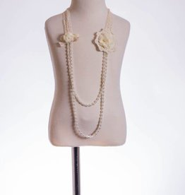ML Fashions ML Fashion Pearl Necklaces