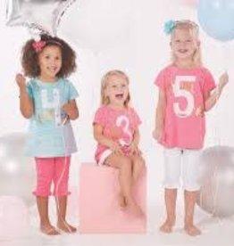 Mud Pie Girl's Birthday Tunic