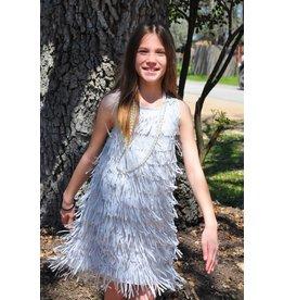 ML Fashions ML Fashions Fringe Dress