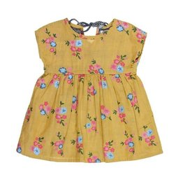 Mimi and Maggie Mimi and Maggie Little Flower Reversible Dress