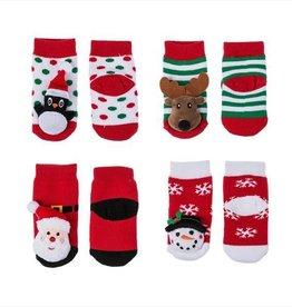Midwest Christmas Rattle Socks