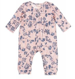 Mimi and Maggie Toddler Long Sleeve Romper