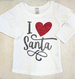 JuJuBee Long Sleeve Christmas Tops