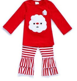 Honeydew Christmas 2 pc outfit