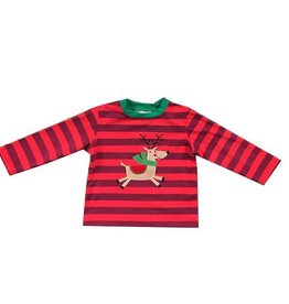Honeydew Christmas Long Sleeve Top