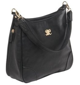 Bulldog BDC Hobo Series Concealed Carry Purse Black with Black Trim