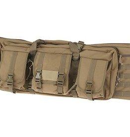 Drago DGE Single Gun Case 42x14x10 Inches Tan