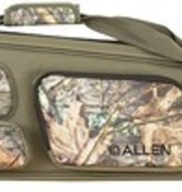 Allen Company ALC Gear Fit Pursuit Shocker Turkey Case 52 Inch Green With Mossy Oak Obsession With National Wild Turkey Federation Camo