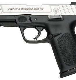Smith and Wesson S&W Model SD9 VE 9mm 4 Inch Barrel Two-Tone Finish 3-Dot Sights Self Defense Trigger 16 Round