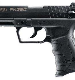 Walther WAU Model PK380 .380ACP 3.66 inch Barrel Black Finish 8 Round