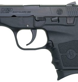 Smith and Wesson S&W M&P Bodyguard .380 ACP 2.75 Inch Barrel Matte Black Finish Polymer Frame No Manual Thumb Safety 6 Round