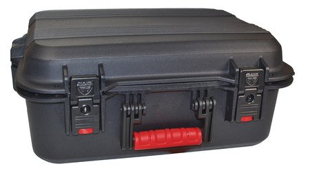 Plano Molding Company PLA All Weather Pistol/Accessories Case Black Extra Large