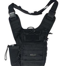 Drago DGE Ambidextrous Shoulder Pack Black