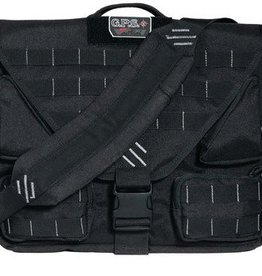 G outdoors GPS Tactical Briefcase Black