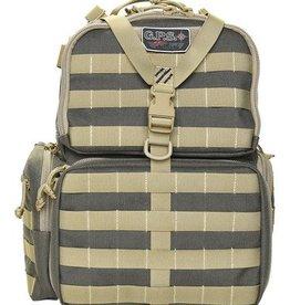 G outdoors GPS Tactical Range Backpack Rifle Green/Khaki