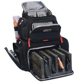 G outdoors GPS The Handgunner Backpack Black