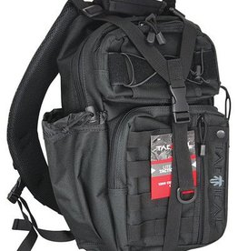 Allen Company ALC Lite Force Tactical Sling Pack 18x9.75x7.5 Inches Black