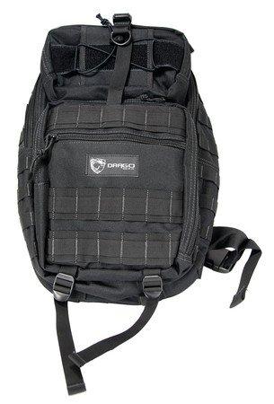 Drago DGE Altus Sling Backpack Black