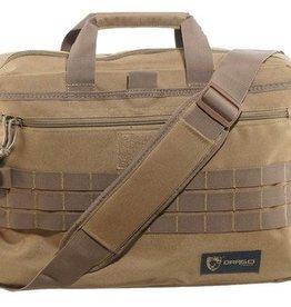 Drago DGE Tactical Laptop Briefcase Tan