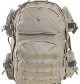 Allen Company ALC Intercept Tactical Pack 18.5x16x10 Inches Tan Intercept Tactical Pack
