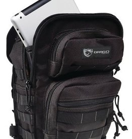Drago DGE Sentry Pack For iPad Or Tablet Black Sentry Pack For iPad Or Tablet