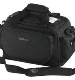 Beretta BER Tactical Range Bag Large Bag Holds Six Cartridge Boxes Black with Beretta Logo Tactical Range Bag