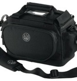 Beretta BER Tactical Range Bag Large Bag Holds Four Cartridge Boxes Black with Beretta Logo Tactical Range Bag