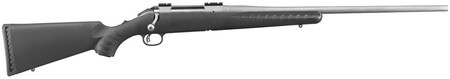 Ruger RUG American Rifle All Weather 7mm-08 Remington 22 Inch Barrel Matte Stainless Finish Black Composite Stock 4 Round