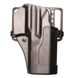 Blackhawk BHP Standard CQC Holster for Glock 19/23/32/36 Matte Finish Black Right Hand