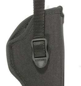 Blackhawk BHP Nylon Hip Holster for 2 Inch Small Frame 5-Shot Revolvers With Hammer Spur Black Right Hand