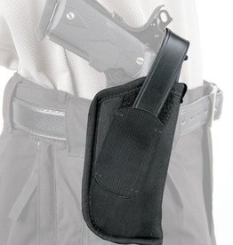 Blackhawk BHP Nylon Hip Holster With Thumb Break for 2-3 Inch Barrel Small/Medium Double Action Revolvers Except 2 Inch 5-Shot Black Right Hand