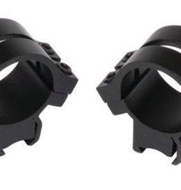 Weaver WOI Weaver Quad Lock Detachable Rings 1 Inch High Black