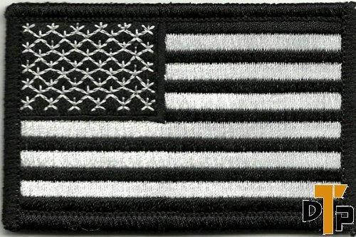 Gadsden & Culpeper Tactical USA Flag Patch