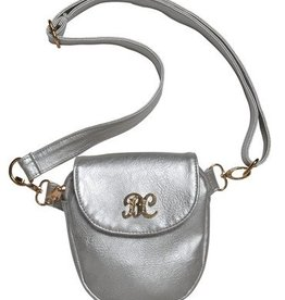 Bulldog BDC Trilogy Series 3-In-1 Concealed Carry Purse Metallic Silver