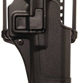 Blackhawk BHP SERPA CQC Concealment Holster For Commander 1911 and Clones with or without Rail Matte Finish Black Right Hand