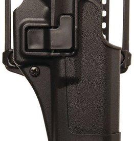 Blackhawk BHP SERPA CQC Concealment Holster For Glock 42 Matte Finish Black Right Hand