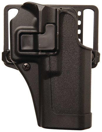 Blackhawk BHP SERPA CQC Concealment Holster For H&K SF9/VP9/VP40 Matte Finish Black Right Hand