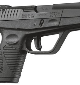 Taurus TAU Model 709FS Slim 9mm 3.2 Inch Barrel Blue Finish 7 Round