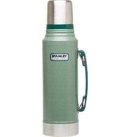 Stanley Classic Vacuum Bottle 1.1 Qt - GREEN